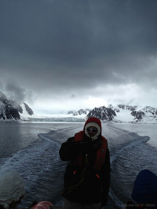 The Arctic Circle Summer Solstice Expedition 2013