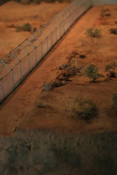 Landscape Section: Border: U.S./Mexico