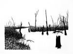 Swamp/Marsh Landscape No. 2