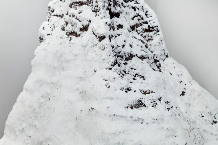 Pyramiden/Permafrost