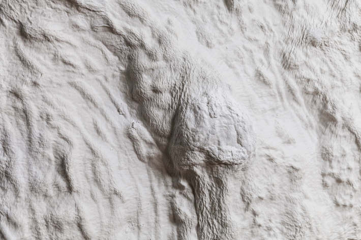 Arctic Mountains, Svalbard 1 (Detail)