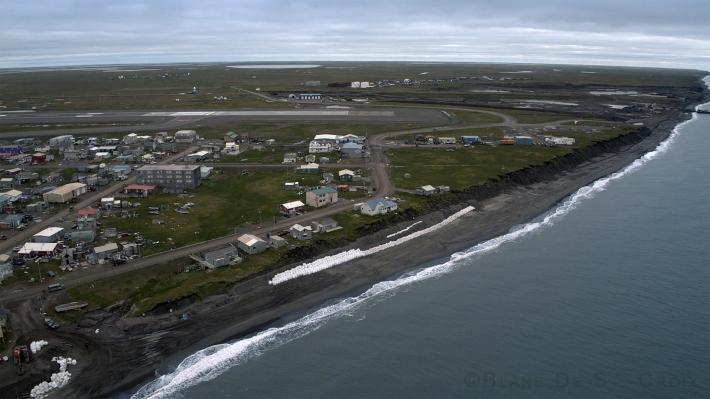 Utqiaġvik is an eighty-five percent Inupiaq population, Alaska