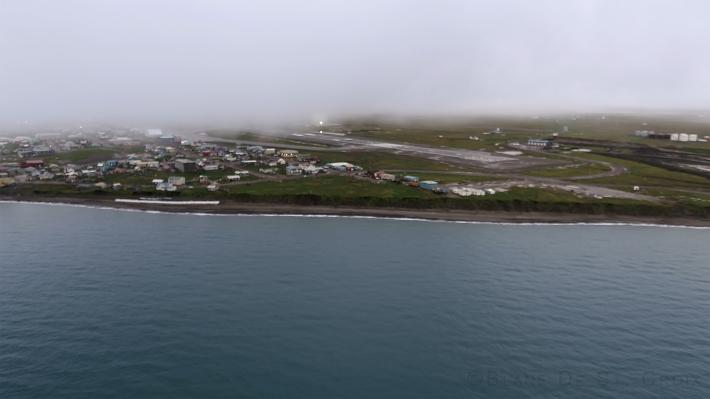 Weather changes Utqiaġvik, is an eighty-five percent Inupiaq population, Alaska