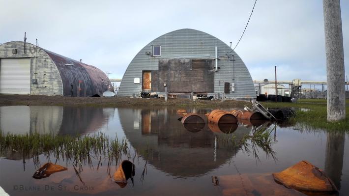 Abandoned Military Research Station, Utqiaġvik, Alaska